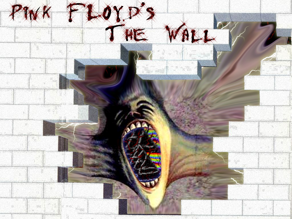 Pink Floyds The Wall By AliasBurn