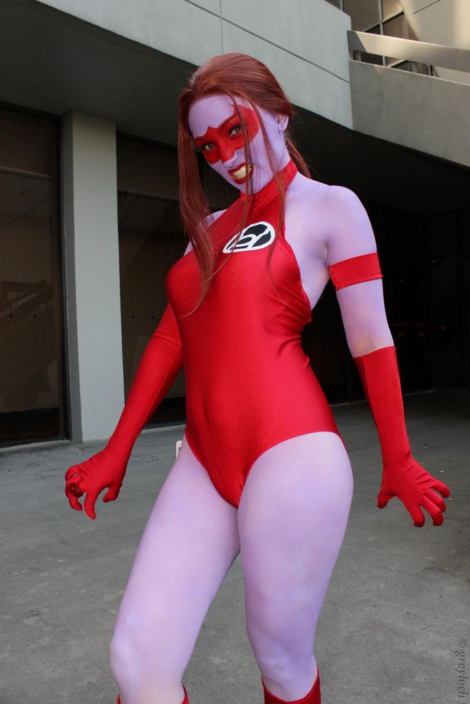Laira - Red Lantern by greyloch-md