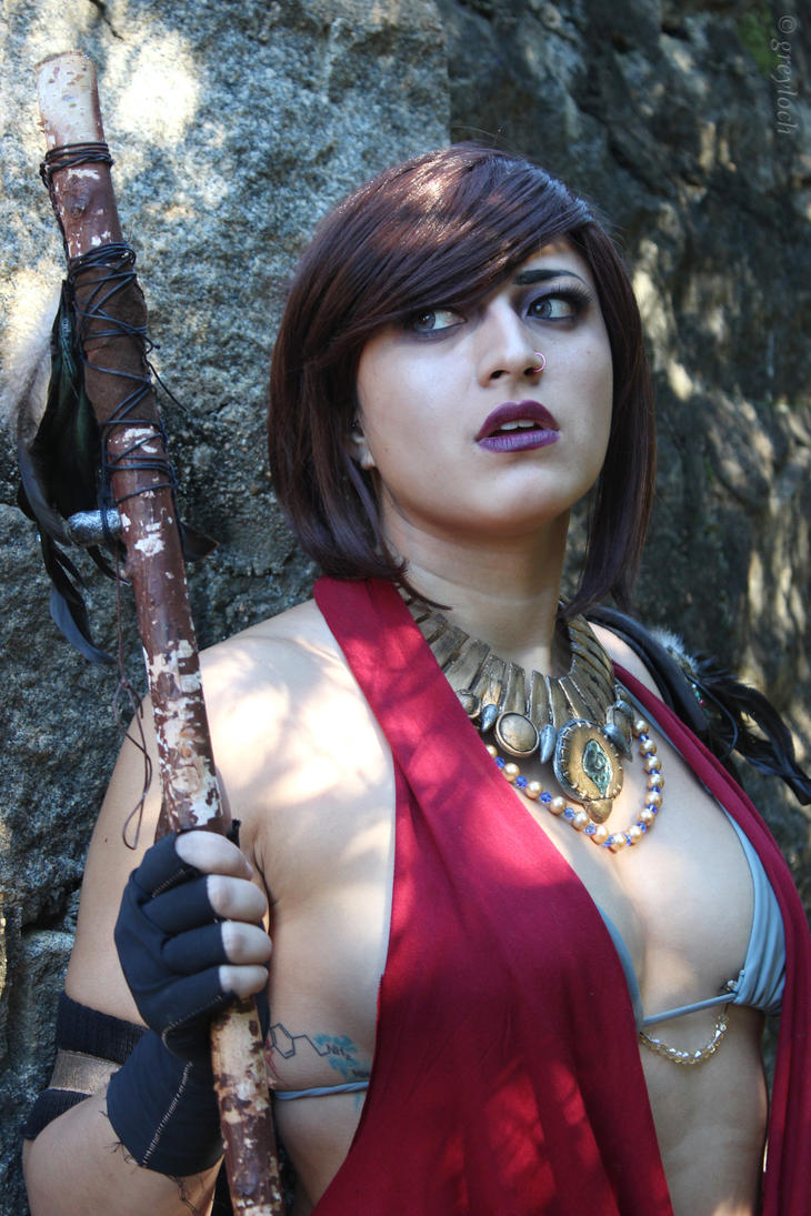 Morrigan (Dragon Age Inquisition) by greyloch-md