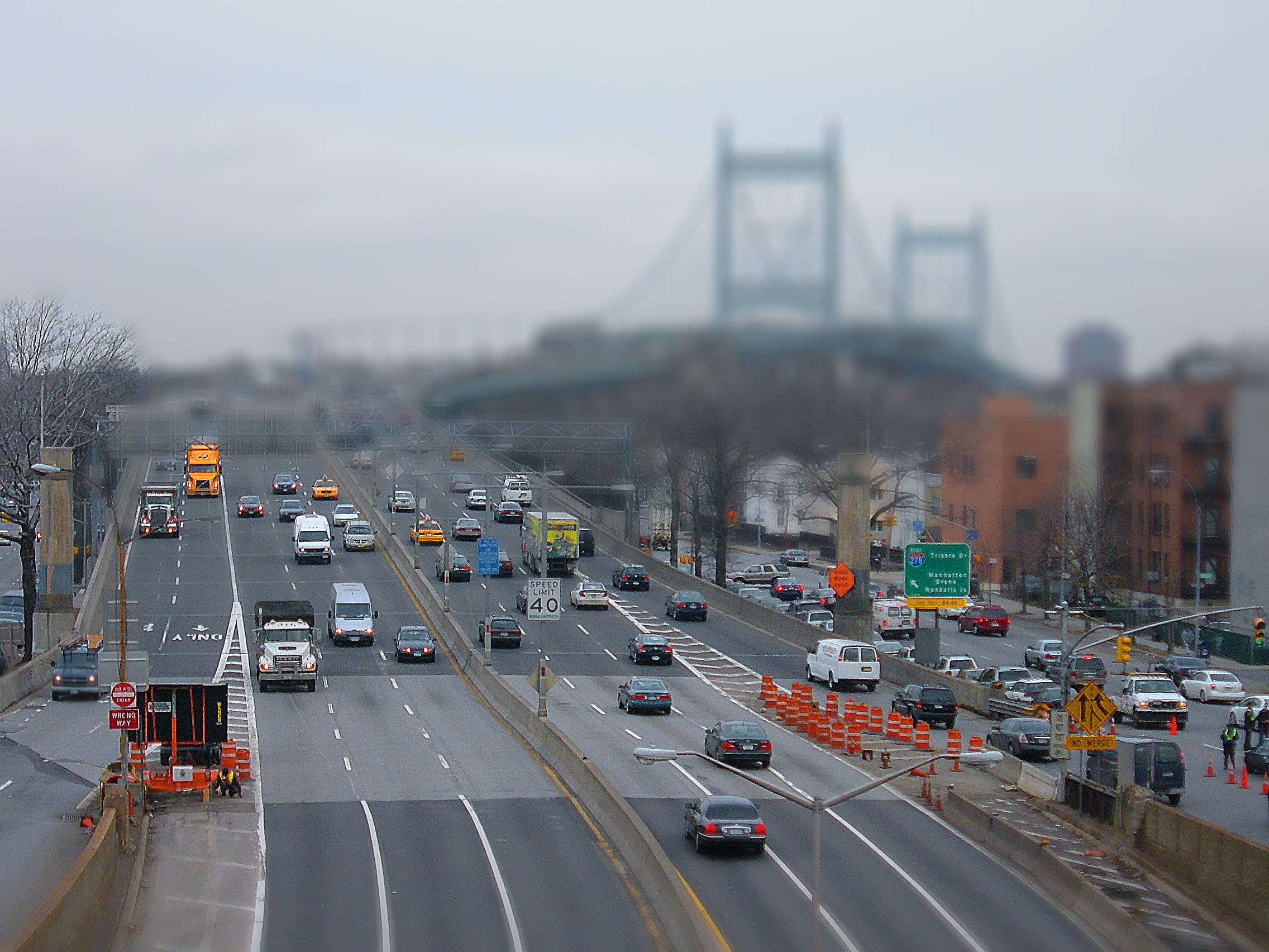 Tiltshift to work in 2007 by tha1ucantget2