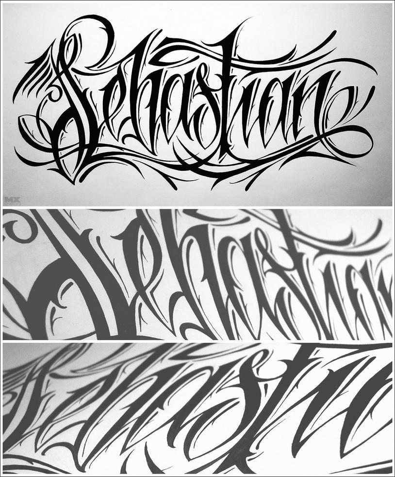 Sebastian By Lordmx On DeviantArt