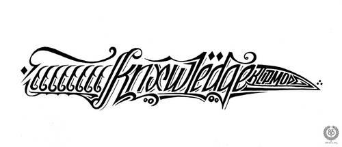 knxwledge logo by lordmx