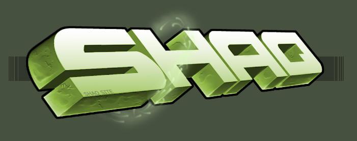 Shaq logo by lordmx