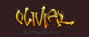 Olivier logo by lordmx