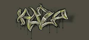 Kaze logo by lordmx