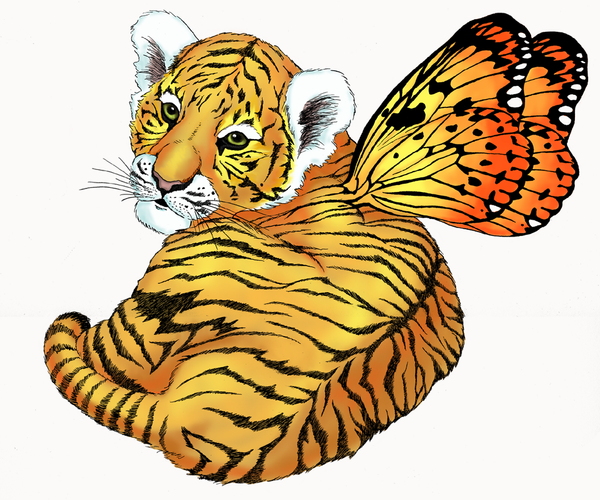 Tigerfly by China-Hartz