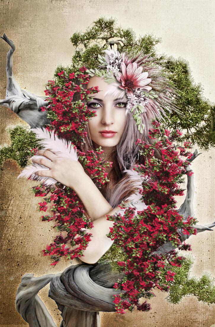 Flowering by nekitsu