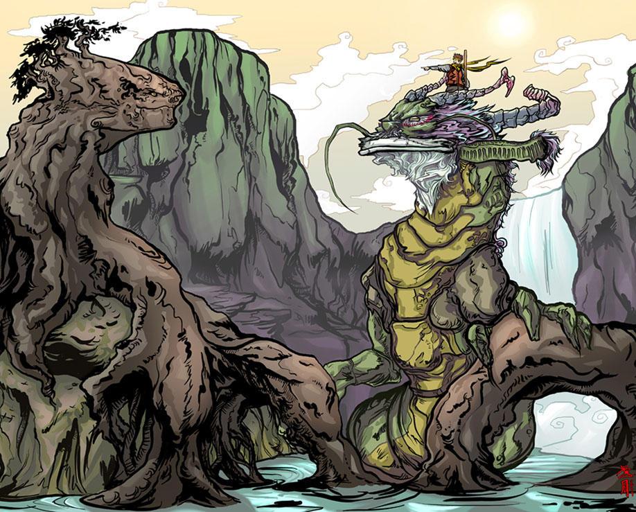 Earth Dragon: The Earth Dragon By Buraisuko On DeviantArt