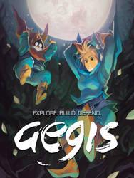 Aegis Poster by buraisuko