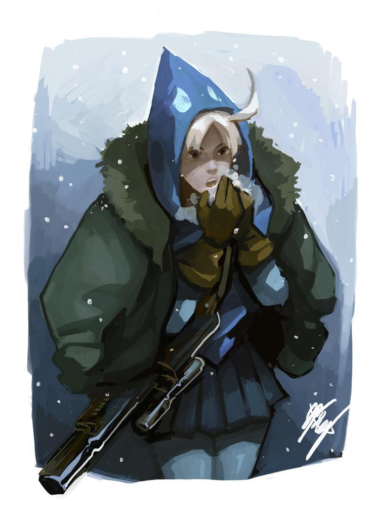 Cold by buraisuko