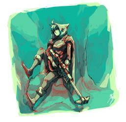 Clu Sketch