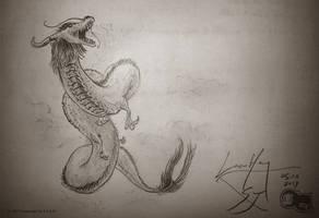 Dragons by saguahollic