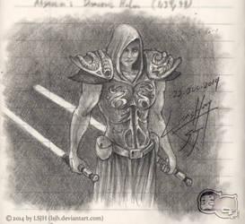 Primeval Jedi by LSJH by saguahollic