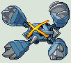 Mega Metagross sprite