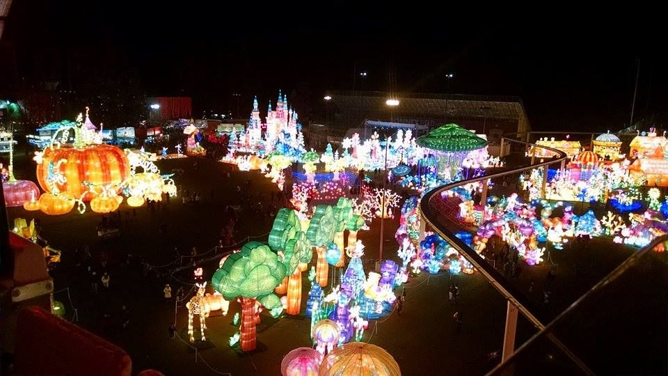 Cal Expo Christmas Lights.Cal Expo Sacramento Ca Winter Wonderland By Zakorabites On