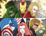 The Avengers AOU