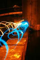 light graffiti 09 by raggaphoto