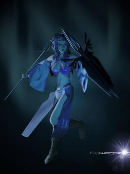 Valkyrian elf