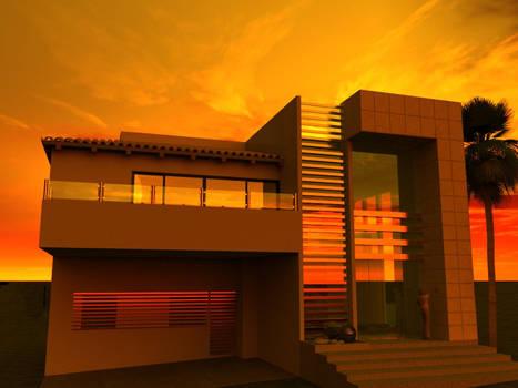 contemporary mexican house2