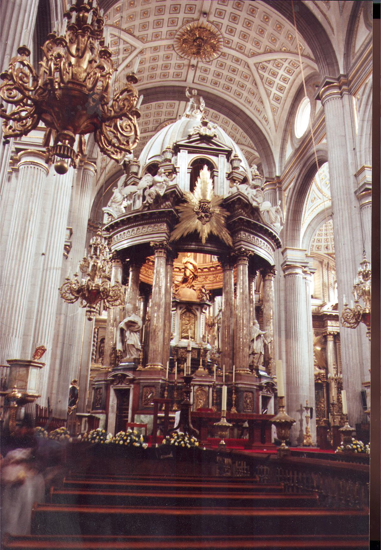 Altar of the Kings
