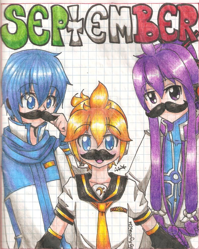 Septiembre =D by Ryuzaki236