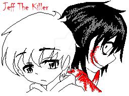Jeff The Killer (antes y despues) by Ryuzaki236