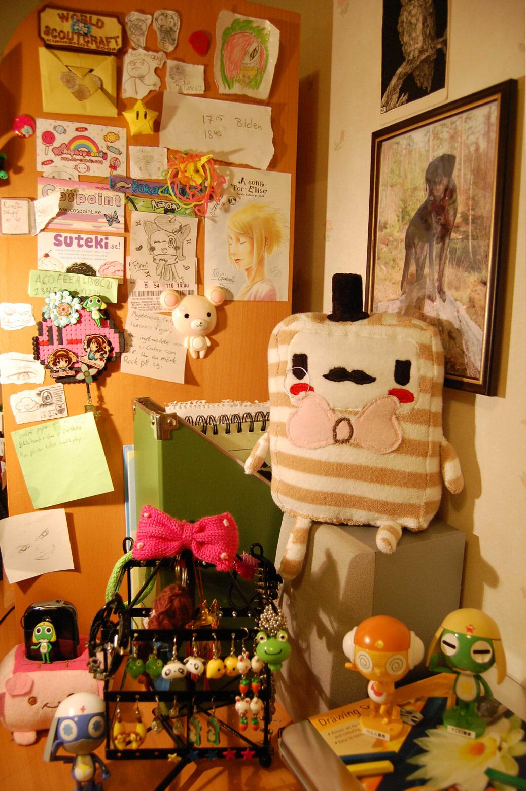 Mr. Huffle-Puff by Saruru-Chan