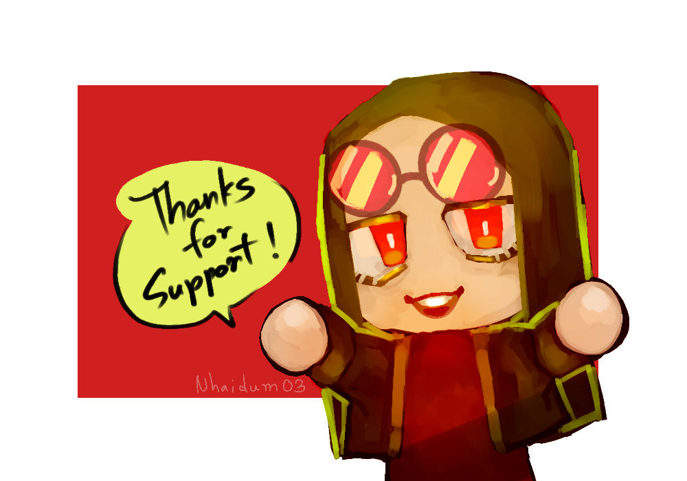 Greeting.Thanks for your support!