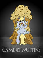 Game of Muffins by The1Xeno1