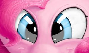 Pinkie's eyes