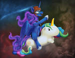 To Infinity And Beyond by The1Xeno1