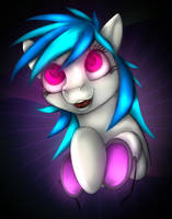 Party horse by The1Xeno1