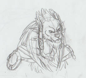 Kimarhri Char Sketch by Xouri