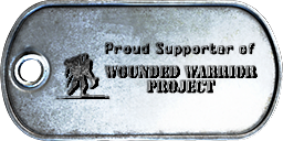 Battlefield 3 Wounded Warrior Dog-Tag #1 by CrazyDave55811