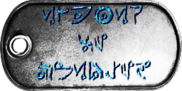 Battlefield 3 ''Altman Be Praised'' Dog-Tag by CrazyDave55811
