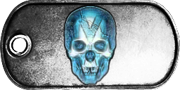 Battlefield 3 Visceral Games Dog-Tag by CrazyDave55811