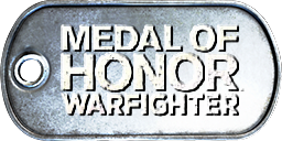 Battlefield 3 MOHW Dog-Tag #1 by CrazyDave55811