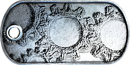 Battlefield 3 ''Gears'' Dog-Tag by CrazyDave55811