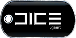 Battlefield 3 DICE Gear Dog-Tag by CrazyDave55811