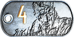 Battlefield 3 ''BF4 Cover Soldier'' Dog-Tag by CrazyDave55811