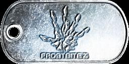 Battlefield 3 Frostbite 3 Dog-Tag by CrazyDave55811