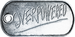 Battlefield 3 ''Overpowered'' Dog-Tag by CrazyDave55811