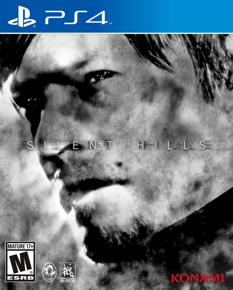 Silent Hills PS4 Box 20140903-2054 - v1-11-3 - INV by CrazyDave55811