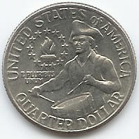 US $.25 circa 1976 by CrazyDave55811
