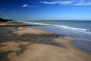 Cromer Beach by BlonderMoment