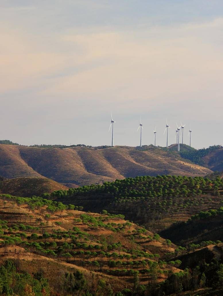 IN THE HILLS OF THE ALGARVE 2 by BlonderMoment