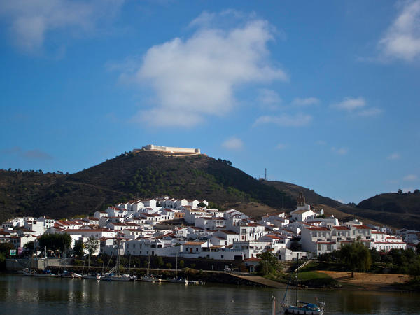 RIO GUADIANA by BlonderMoment
