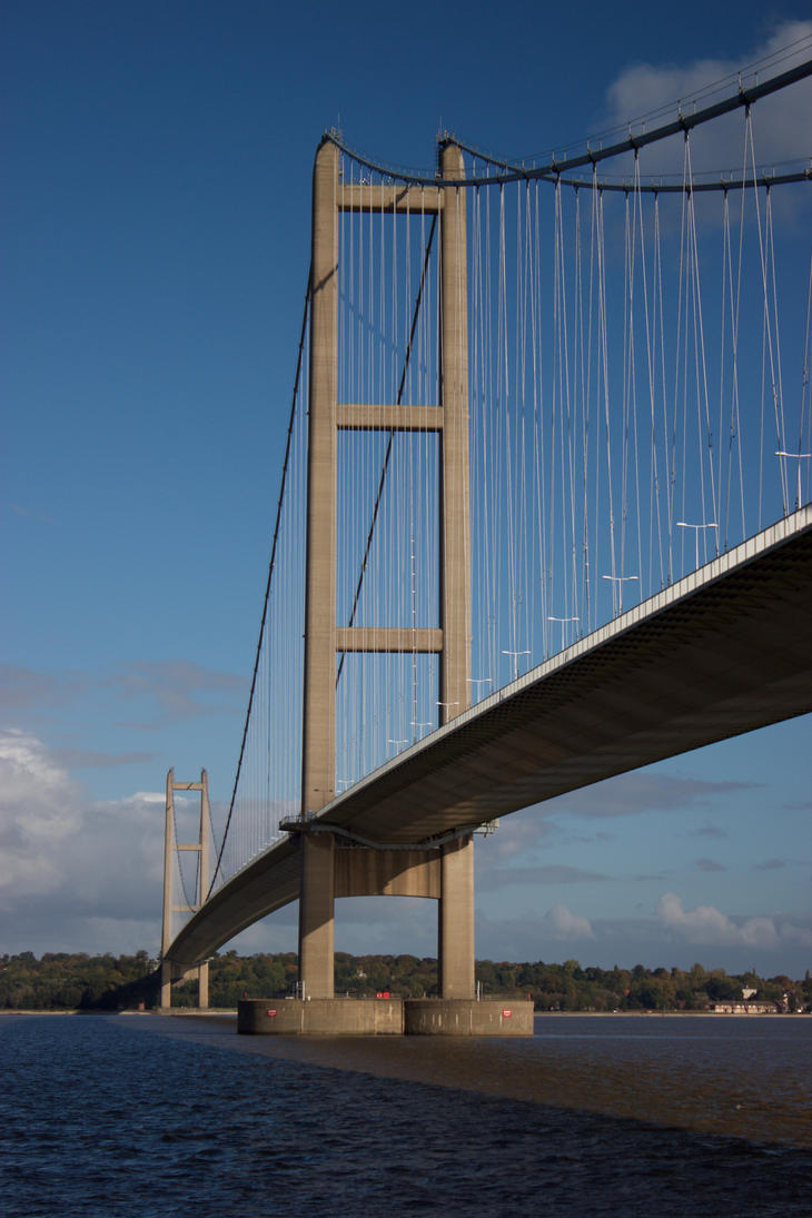 HUMBER BRIDGE 1 by BlonderMoment