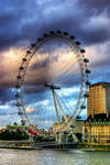 Eye of London - HDR. by CeeJa