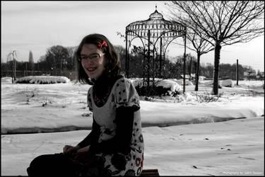 Snowy Princess by CeeJa